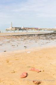 Margate sandy beach