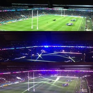 Rugby World Cup RWC2015 France v Italy