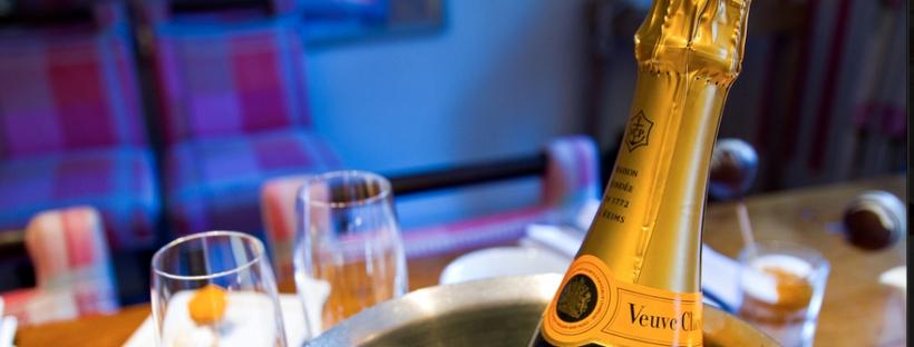 The Veuve Champagne