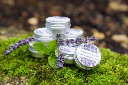 Homemade lip balm photo by Marc Mordant Photography