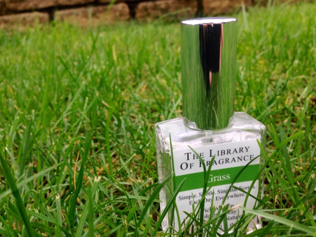 The Library of Fragrance - Grass