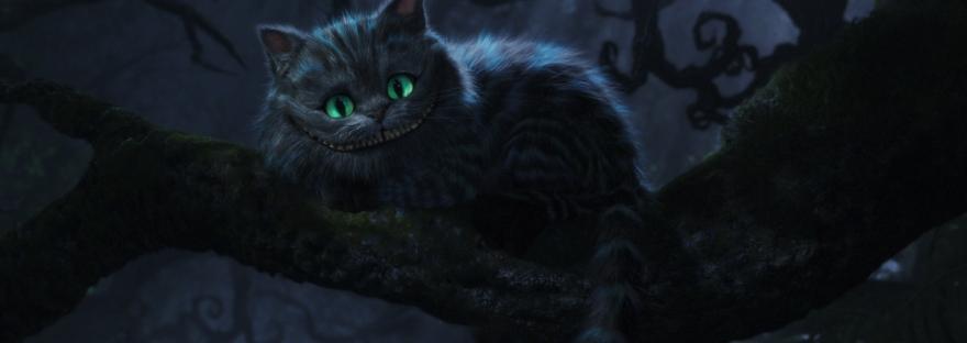 Cheshire Cat Alice in Wonderland lnlondon blog