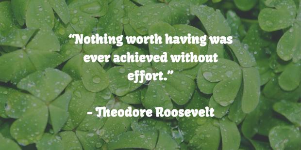 Positive motivational quote