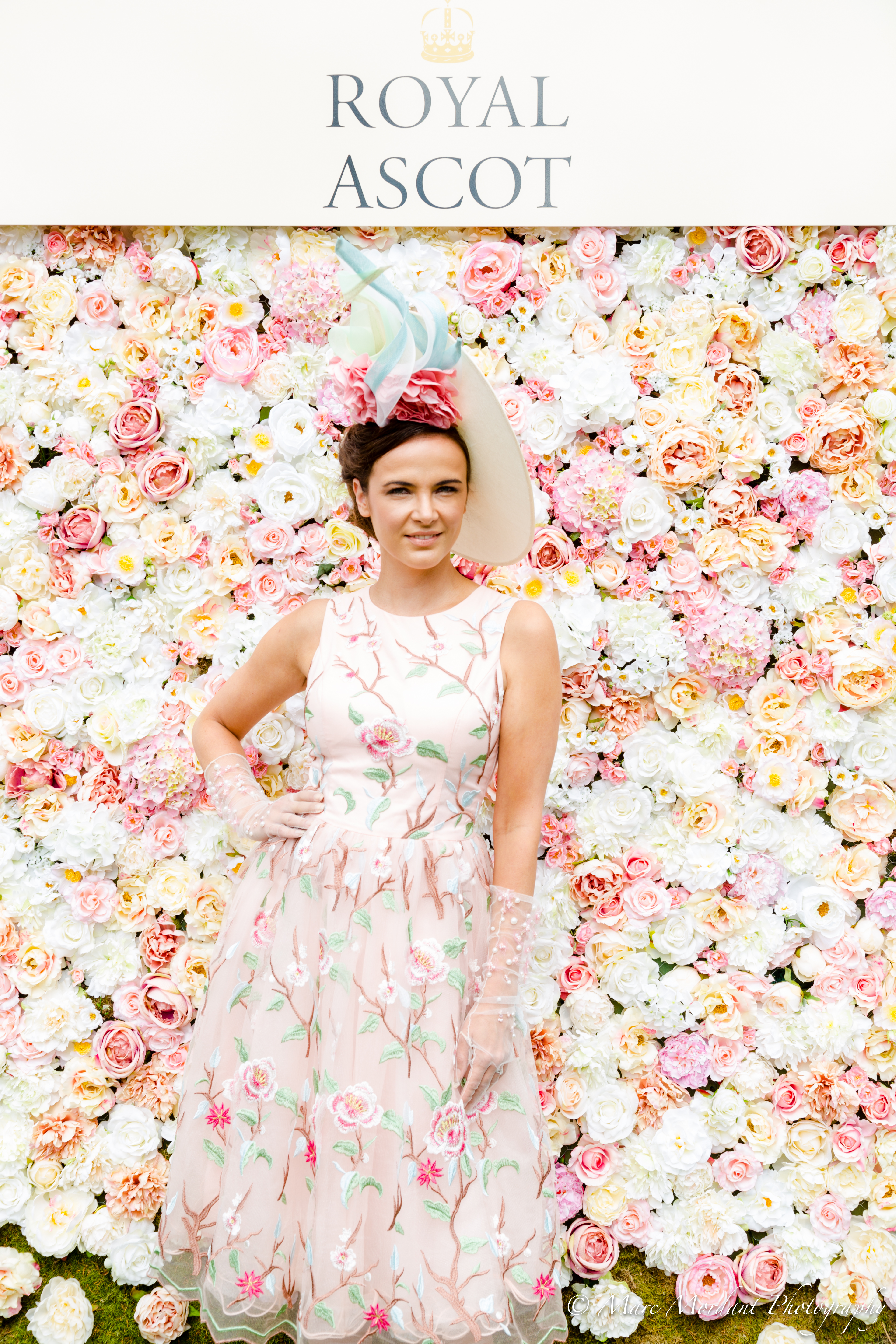 Royal Ascot ladies day fashion blogger