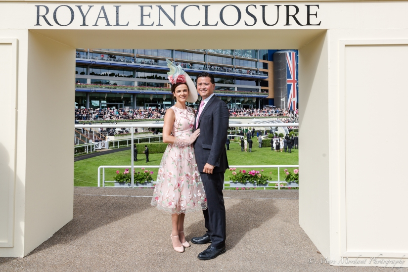 Royal Ascot ladies day photography Marc Mordant