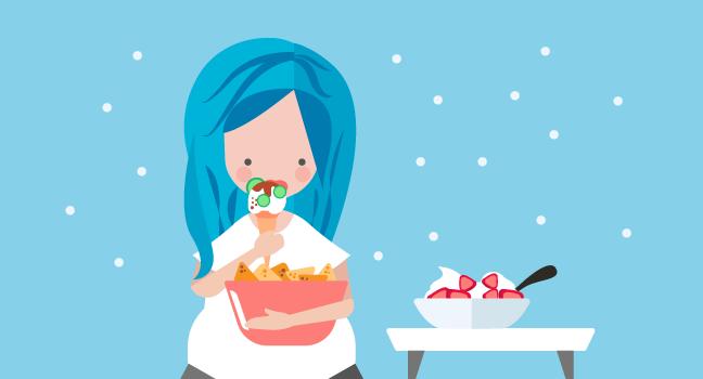 Pregnancy cravings | pregnancy lifestyle blog